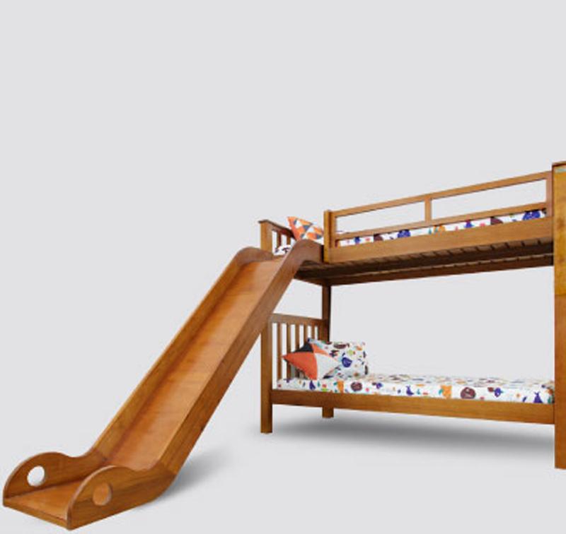 giường gỗ lát